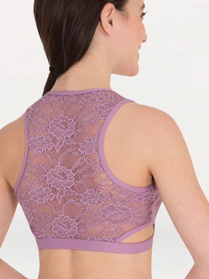 LC9023 Tank Lace Back Bra