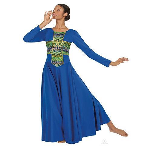63566 Joyful Praise Dress
