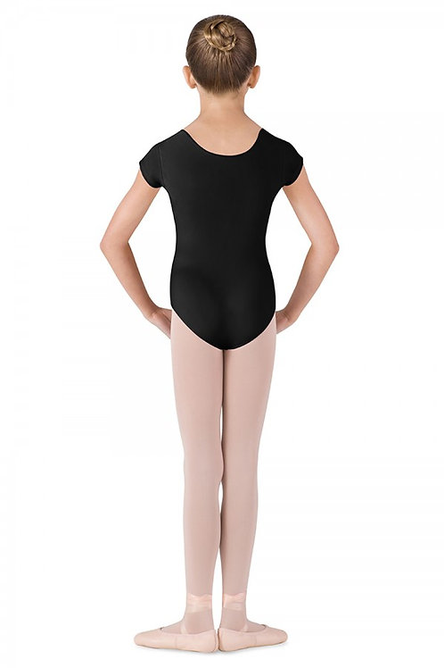 CL5602 Bloch Child Short Sleeve Leotard