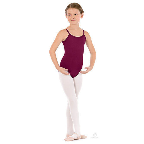 44819C - Eurotard Child Adjustable Camisole Leotard
