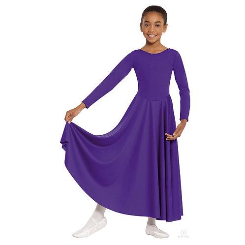 13524C Child Simplicity Praise Dress