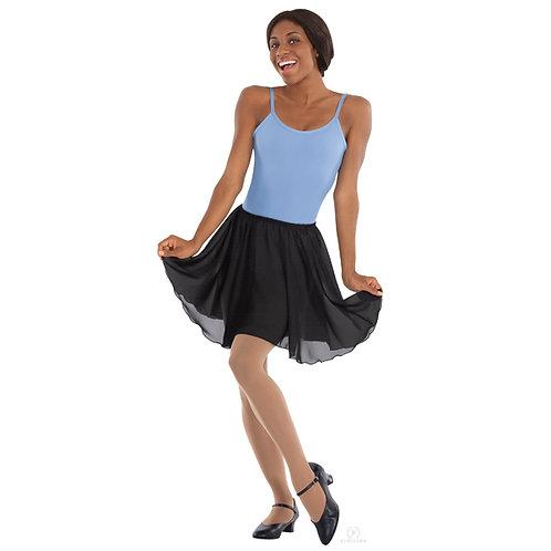 EU10774U Pull-On Chiffon Character Skirt