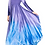 Thumbnail: WC5190 Water Color Empire Dance Dress