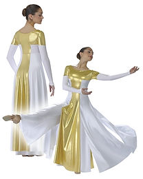 0235 Ceremonial Jumpsuit Dress