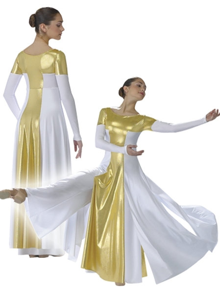 0235 Ceremonial Jumpsuit Dress