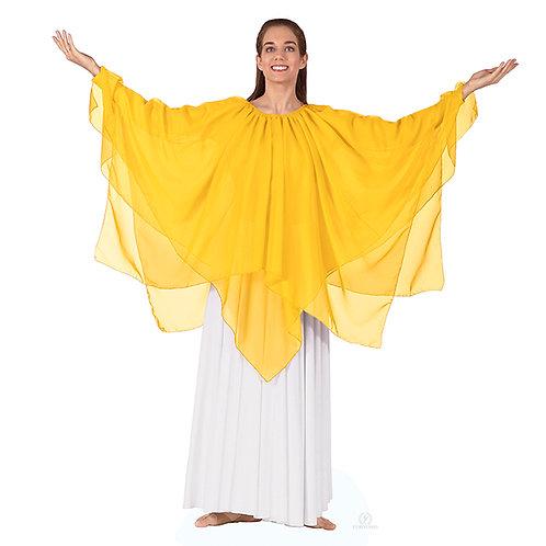 39769C Child Double Handkerchief Overlay