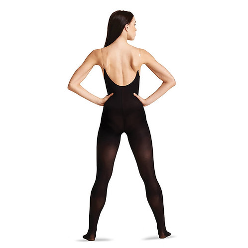 1811 Capezio Convertible Body Tight w/Clear Straps