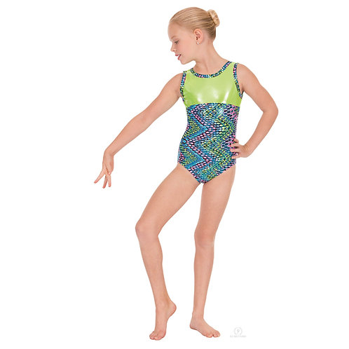 54550 Dizzy Dots Leotard