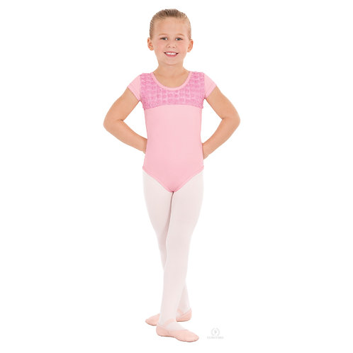 33199 - Eurotard Child Rosette Leotard