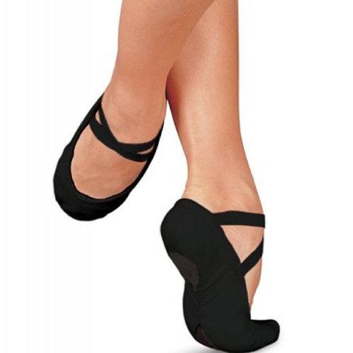 Pro1 Sansha Canvas Ballet Shoe