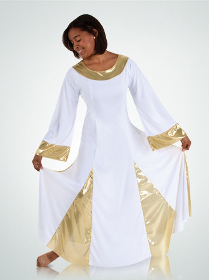 0575 Child Praise Dress
