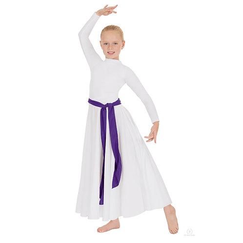 13733C Child Polyester Sash