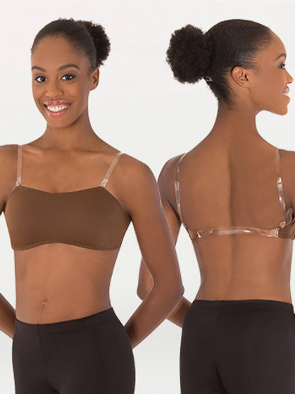 BW274 Padded Bust Convertible Halter And Or Camisole Bra