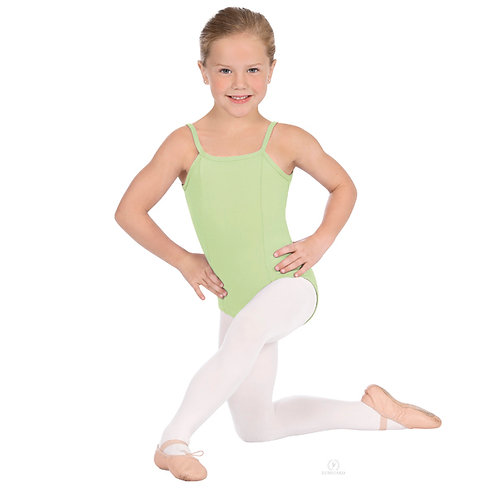 4464C - Eurotard Child Microfiber Princess Seam Leotard