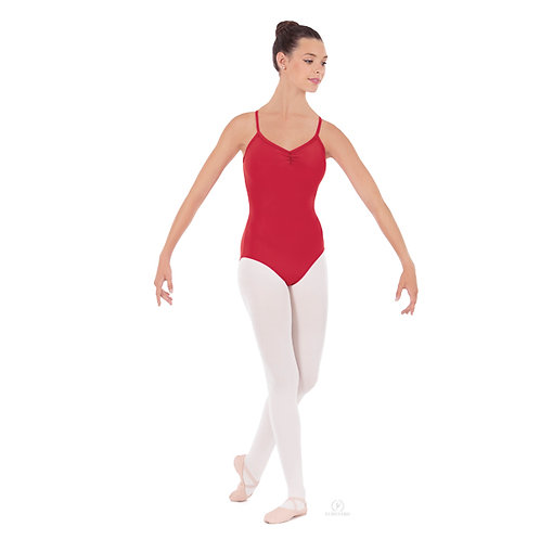 EU44527M - Eurotard Adult Pinch Front and V Back Camisole Leotard