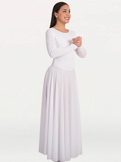 588 Adult Ankle Length Dress