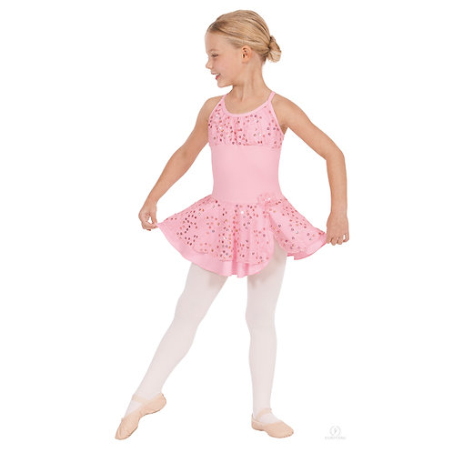 05456 - Eurotard Child Enchanted Dreams Skirted Camisole Leotard