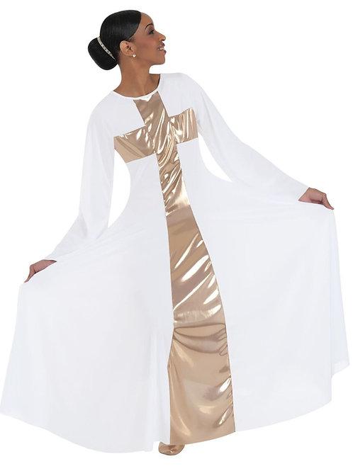 620 Adult Long Cross Dress