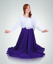 0502 Child Long Skirt