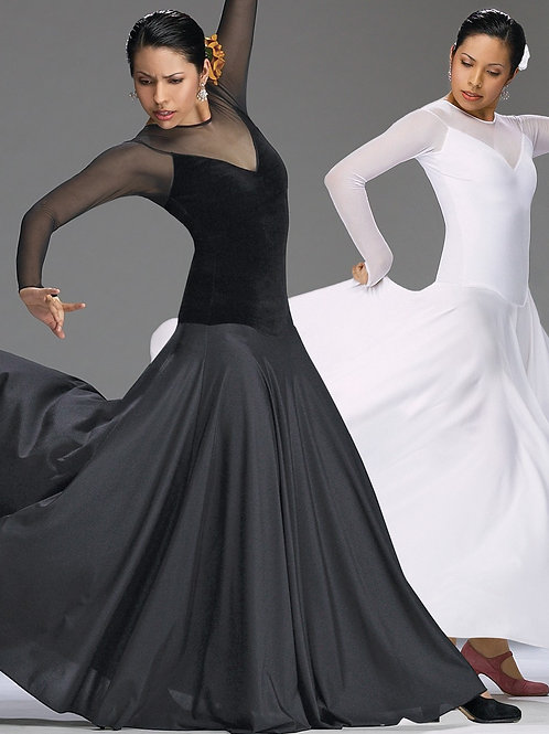 FL904 Sarabande Flamenco Dress