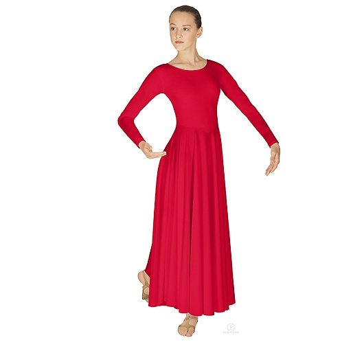 13524 Adult   Simplicity Praise Dress