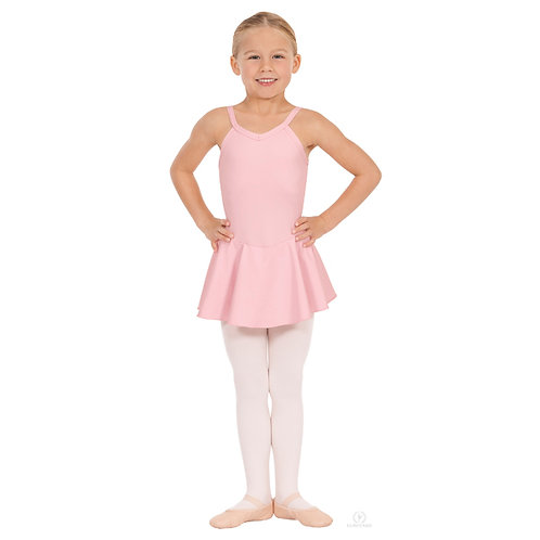 44453 - Eurotard Child Skirted Camisole Leotard