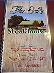 The Oaks Steakhouse