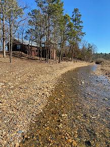 House Views - from Yashau Creek