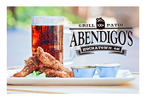 Abendigo's Grill & Patio Broken Bow, OK