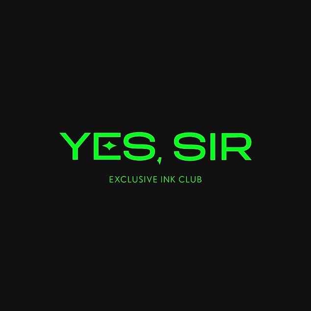 Y E S . S I R