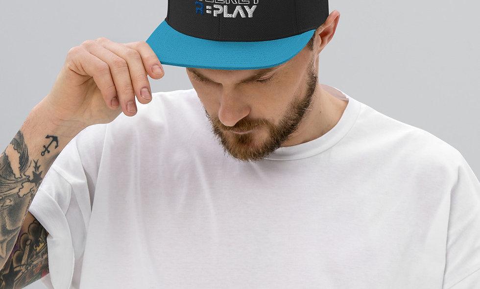 Weekly Replay Snapback Hat
