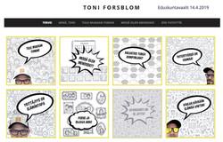 Toni Forsblom