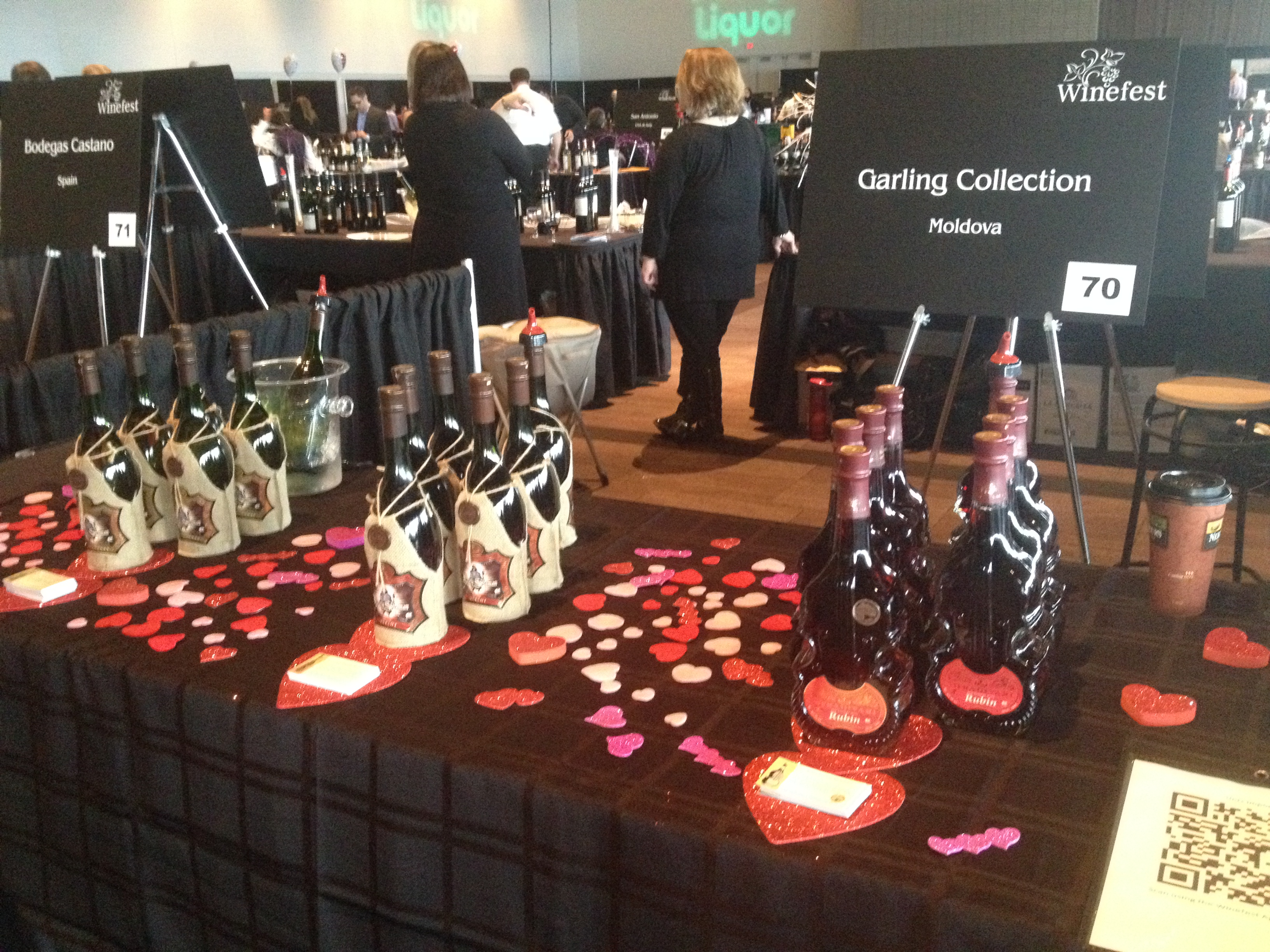 Winefest Edmonton Feb 14-15 2014