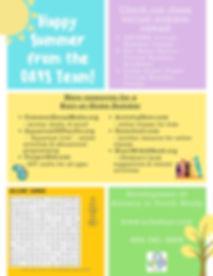 DAYS Summer Newsletter.jpg