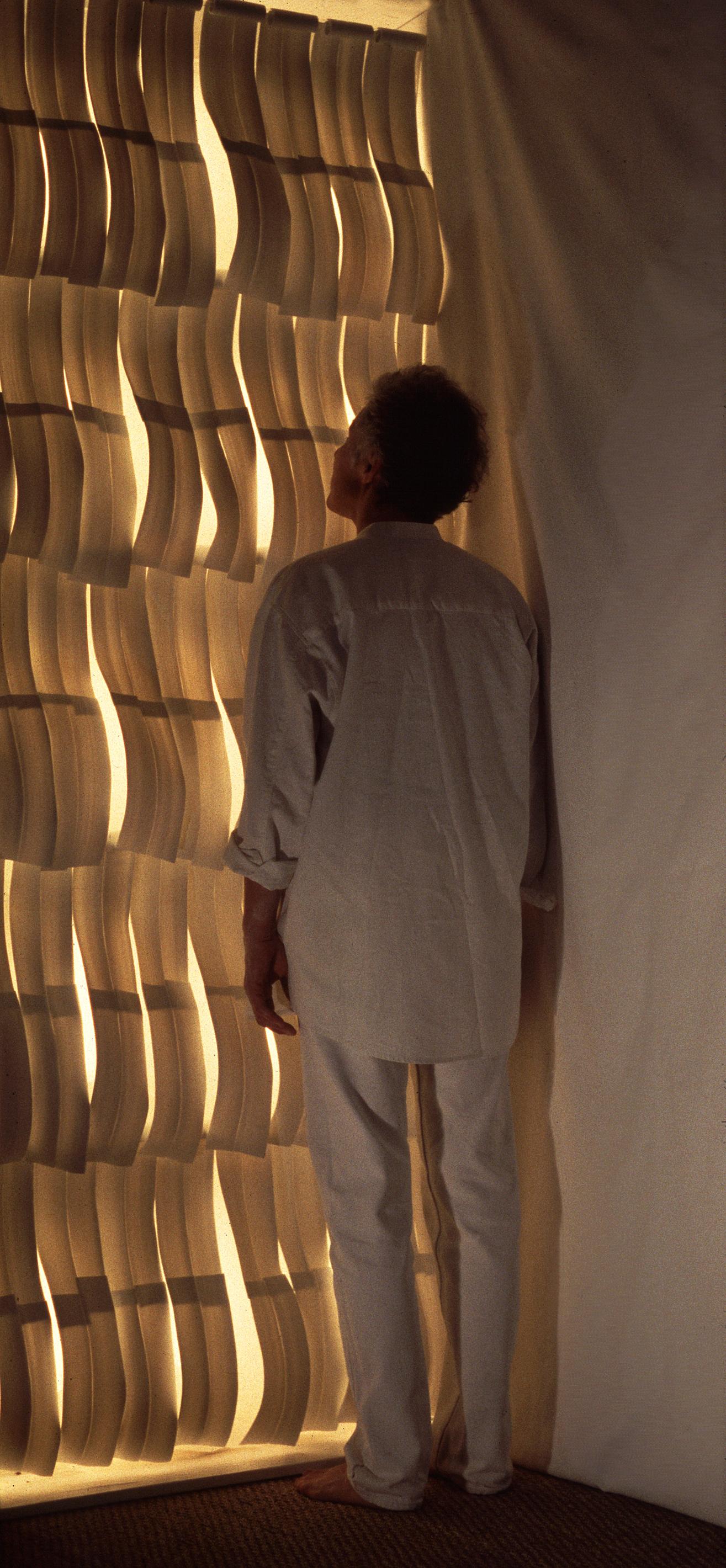 36. Porcelain Curtain