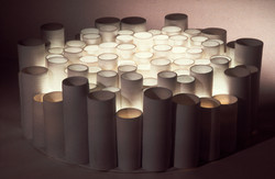 26. Cylinders, circle of light