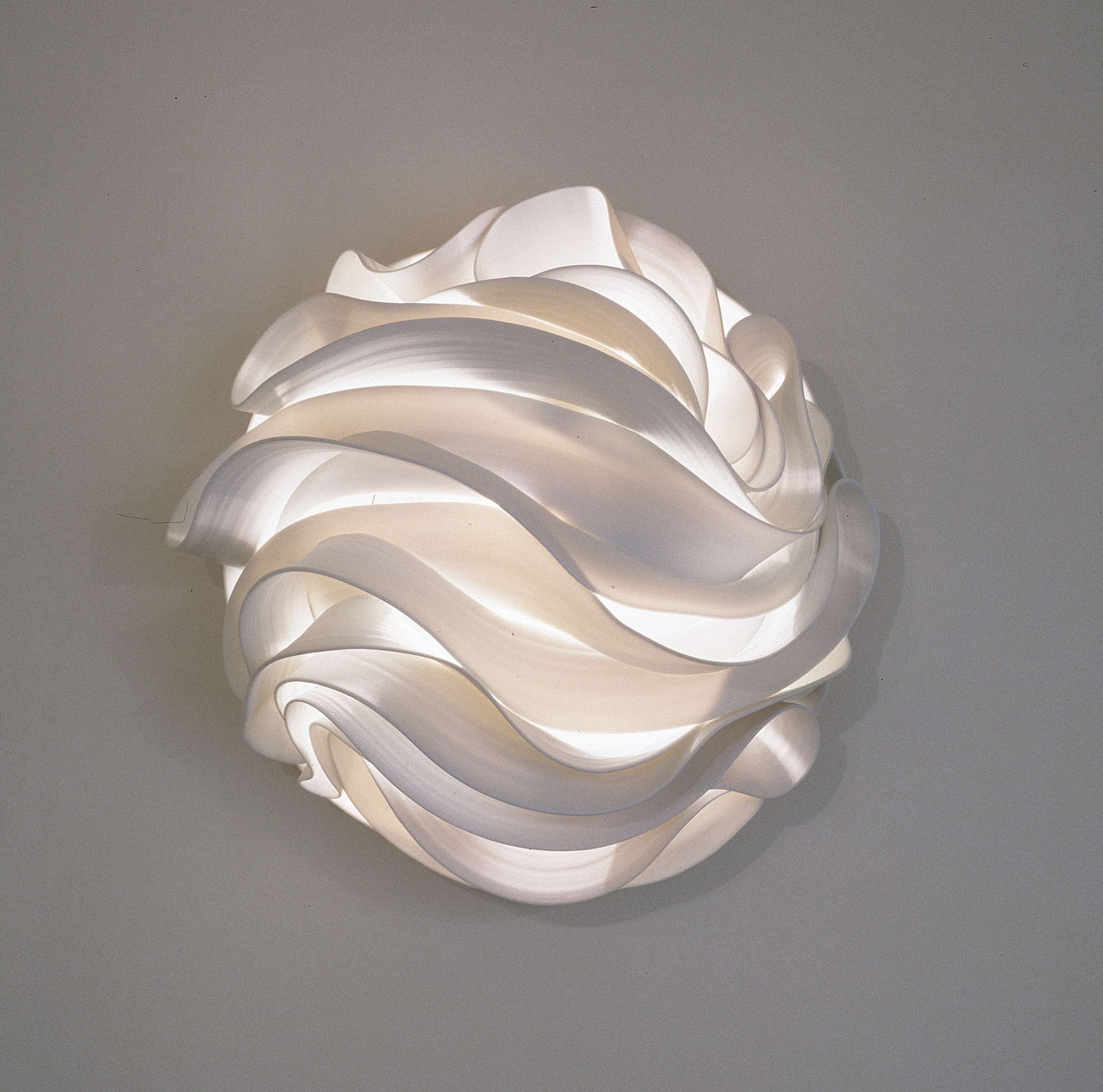 35. Waves Wall Light.