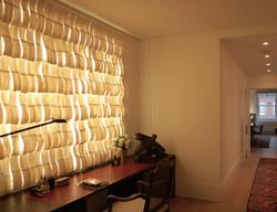 Translucent Porcelain Curtain, Private Collection, London