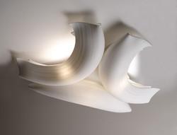 37. Cast ceiling light