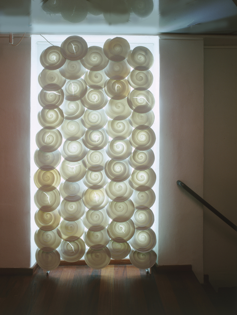 40. Wall Discs.