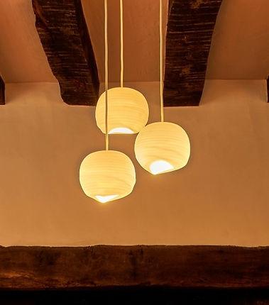Margaret O Rorke Lighting Moon lights in
