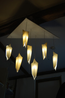 4. Arrowhead Chandelier