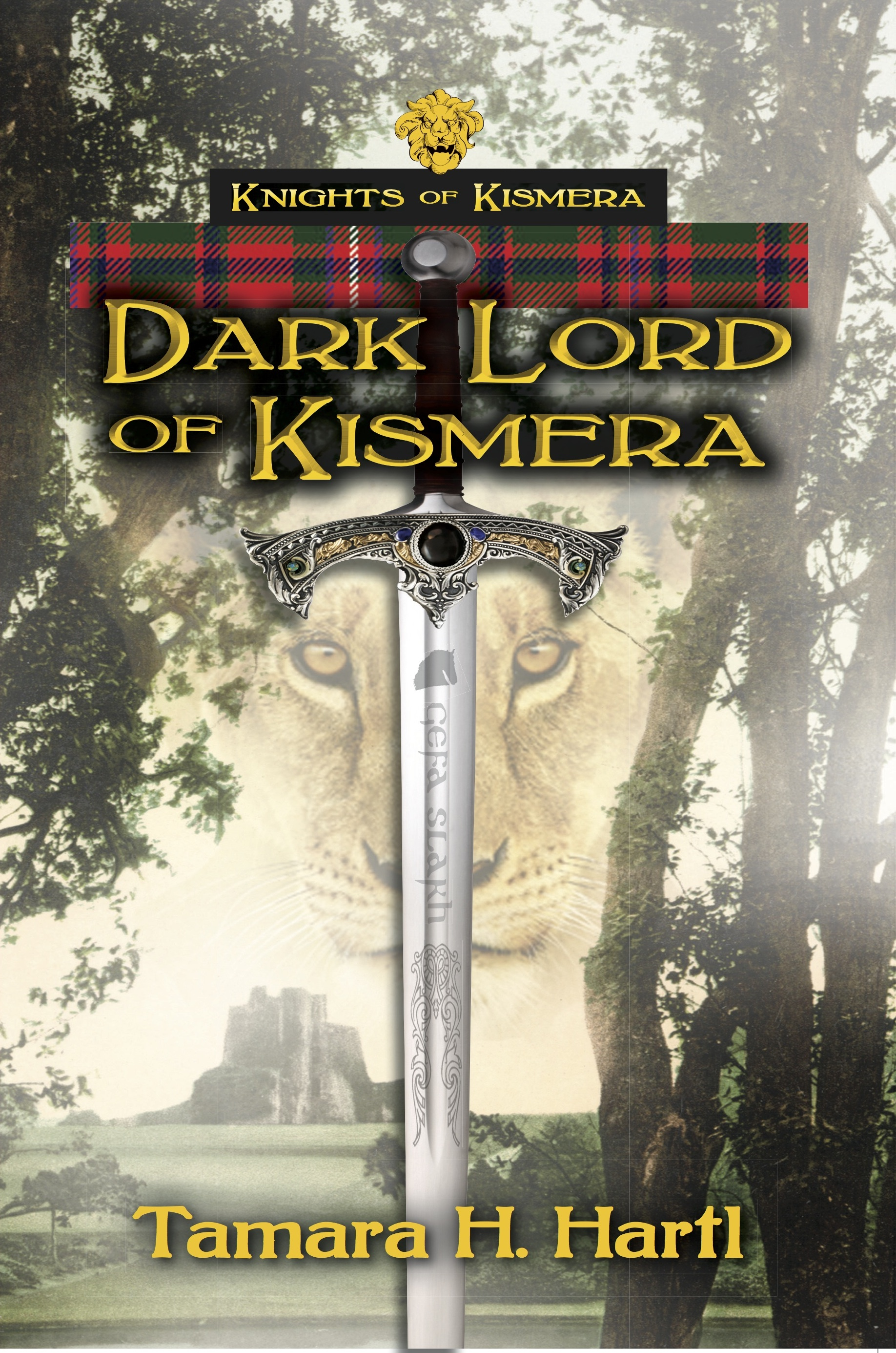 Dark Lord of Kismera by Tamara H. Hartl