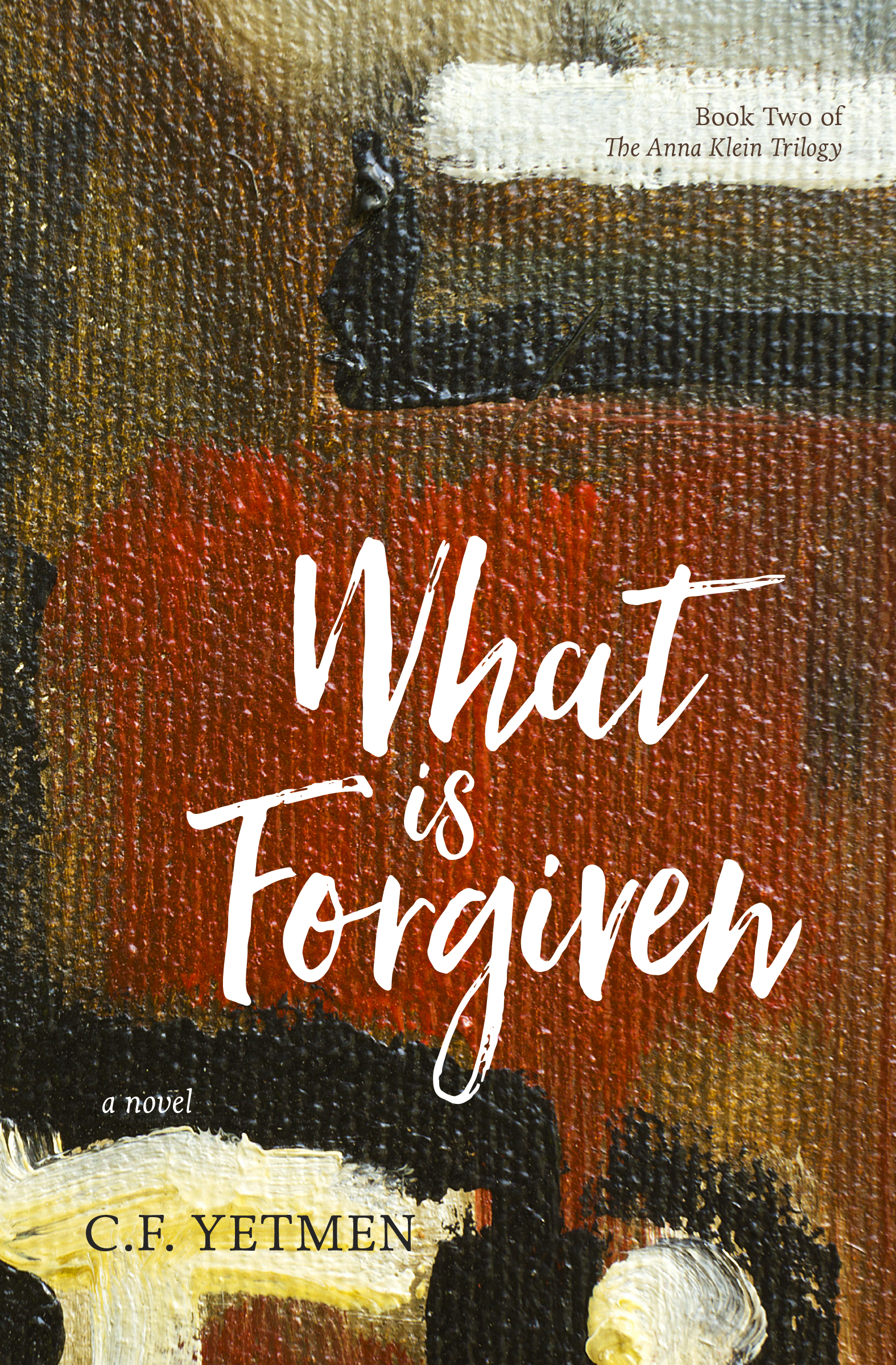 What is Forgiven by C.F. Yetment