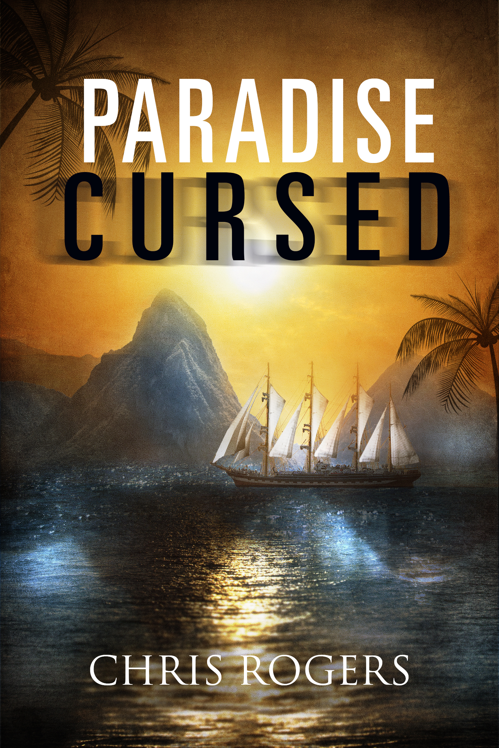 Paradise Cursed by Chris Rogers