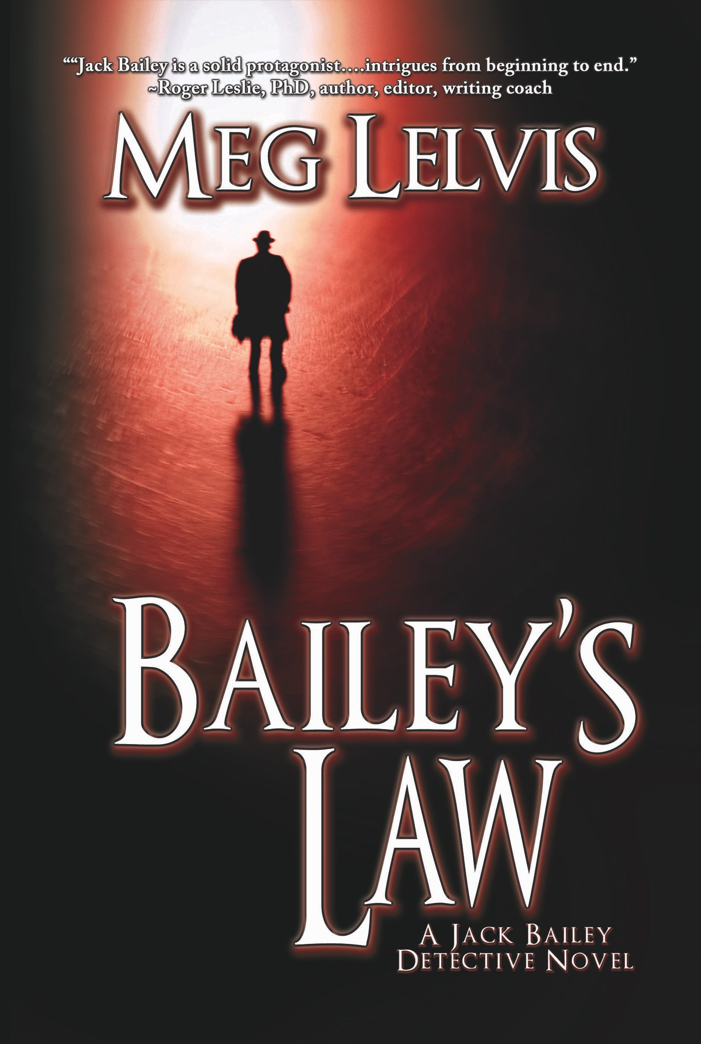 Bailey's Law by Meg Lelvis