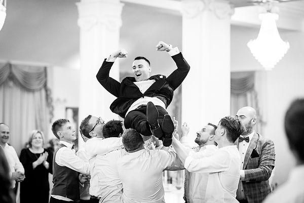 Zdjęcia ślubne- Hotel Łańcut- Marlena i