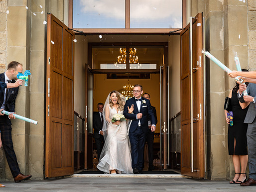 Ślub i wesele Karianny i Radka