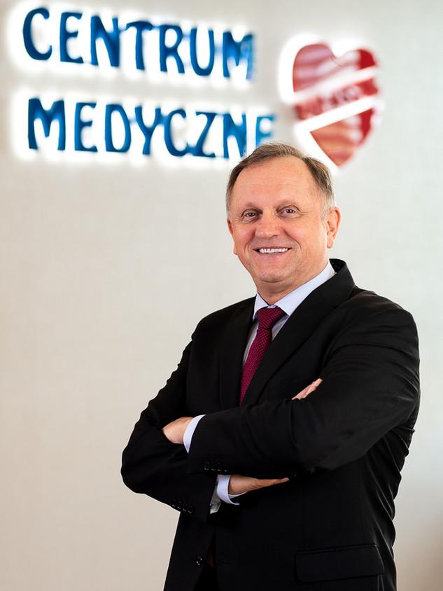 Właściciel firmy z branży medycznej- sesja wizerunkowa
