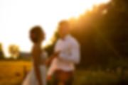 Sesja plenerowa w dniu ślubu okolice Dębicy- zakochani Państwo Młodzi- fotografia ślubna Dębica